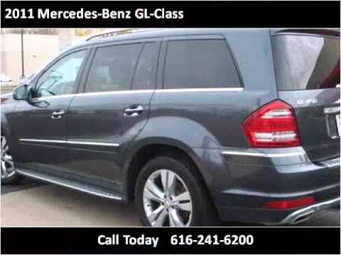 2011 mercedes benz gl class used cars grand rapids mi for Mercedes benz grand rapids mi