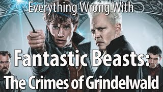 Download Everything Wrong With Fantastic Beasts: The Crimes of Grindelwald Mp3 and Videos