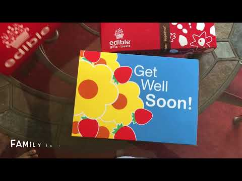 Edible Arrangements Unboxing!