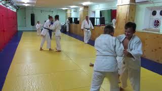 Видео с тренировки по рукопашному бою С.К. «Суворов»
