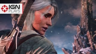 the witcher 3 s gory combat ign plays live