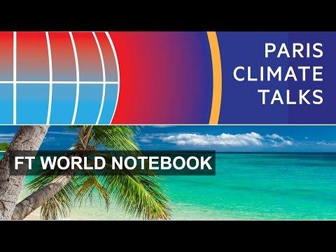 Fiji's sinking villages I FT World Notebook