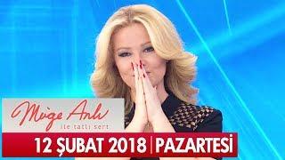 Müge Anlı ile Tatlı Sert 12 Şubat 2018 - Tek Parça