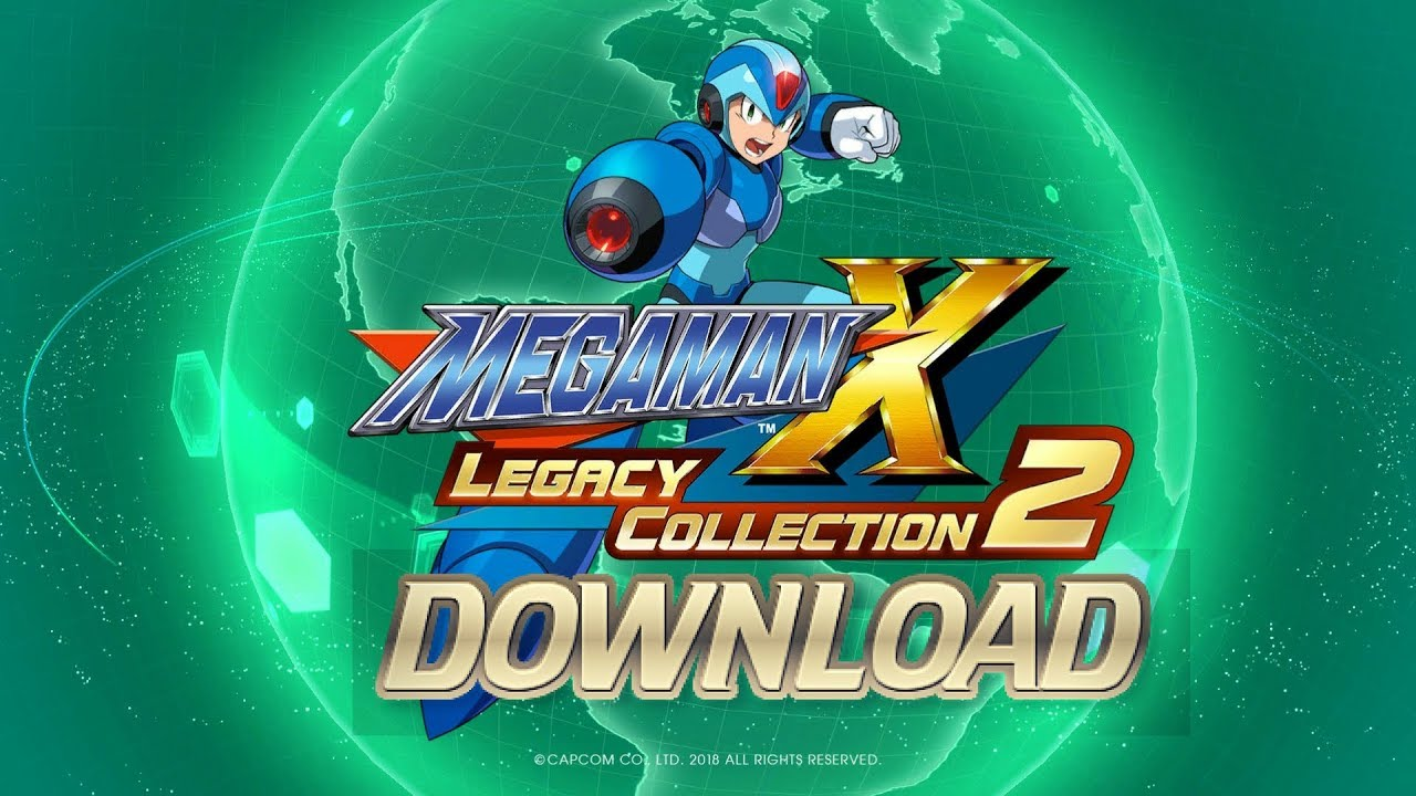 How To Download Megaman X Legacy Collection 2 Pc 100 Working Youtube
