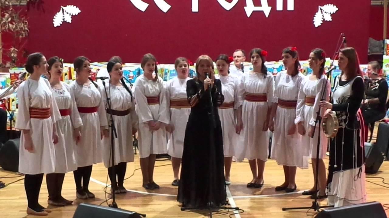 Božićni koncert - Banatski Karlovac 2016 ( III deo ) - YouTube