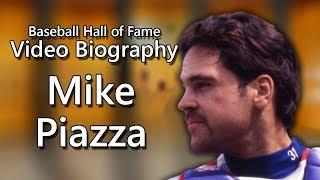 Mike Piazza - Baseball Hall of Fame Biographies