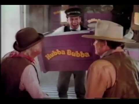 Wrigley - Hubba Bubba Grape Flavor (1981)