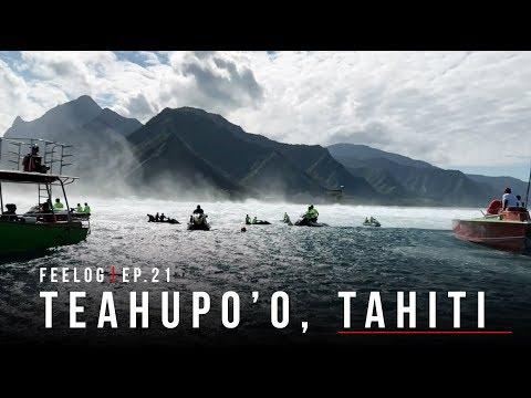 Tahiti, Teahupo'o - Triagem para o Tahiti Pro