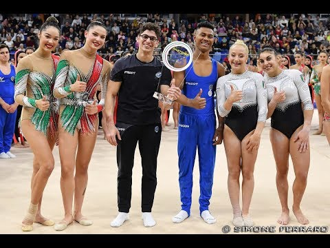 Milano - Highlights Fastweb Grand Prix di Ginnastica 2019 - Trofeo 150 anni FGI