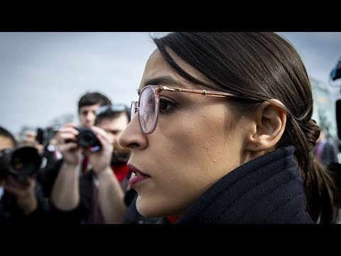 Alexandria Ocasio-Cortez's Green New Deal: A Bizarre Grab-Bag of Terrible Ideas