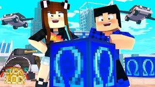 LUCKY BLOCK DO FUTURO! - Minecraft: Desafio de Lucky Block