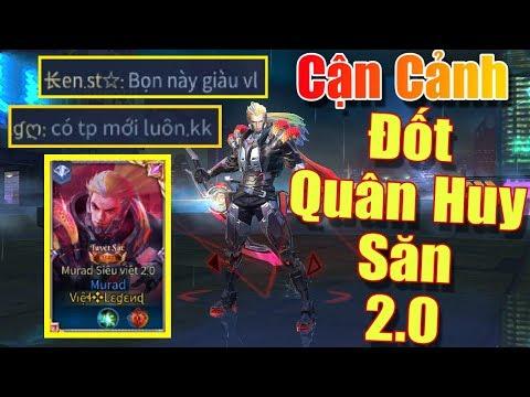 [Gcaothu] Cận cảnh săn Murad Siêu Việt 2.0 - Xem thử phản ứng của team và cái kết