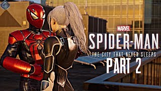 Spider-Man PS4 Silver Lining DLC Part 2 - Black Cat Returns!