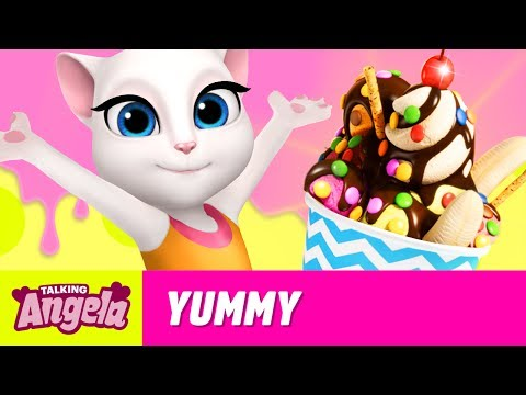 Talking Angela – Healthy Summer Ice Cream Recipe (and Other Vegan Recipes)