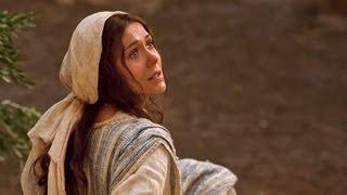 Un ángel anuncia el nacimiento de Cristo a María