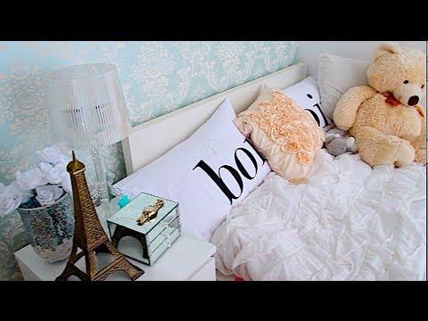 моя комната ♥  в французском стиле