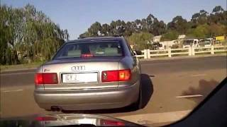 2002 Audi (D2) S8 4.2 V8 - Lazy acceleration sound