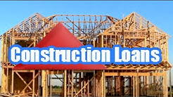 Construction Loans for Builders- Construction Financing and Land Loans