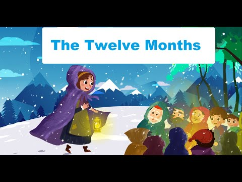 Kids Stories 2019| The Twelve Months story For Kids