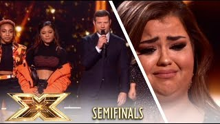 Acacia & Aaliyah vs Scarlett Lee: The BIG Sing-Off | Semi-Finals Night 2 The X Factor UK 2018