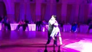 Аргентинское танго  Романа Замолодчикова и Елены Романовой (занимается танго 3.5 года)