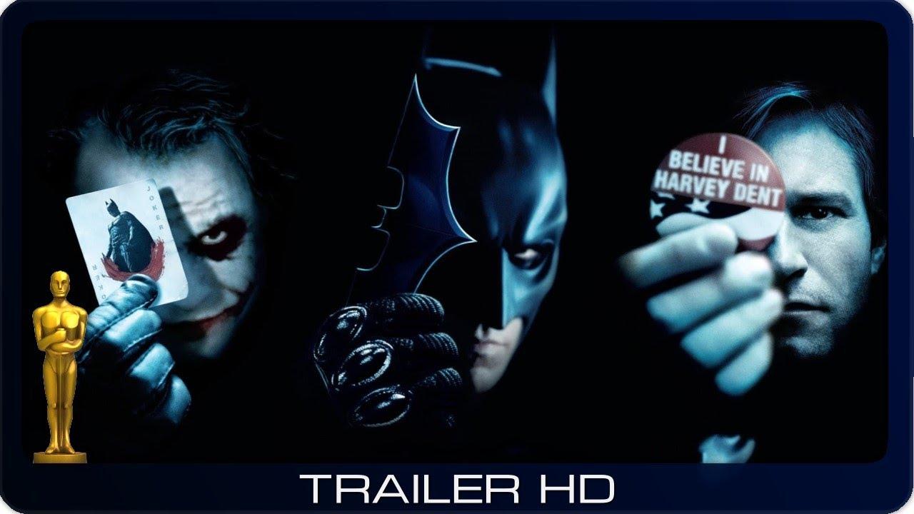 The Dark Knight ≣ 2008 ≣ Trailer ≣ German   Deutsch