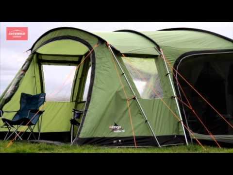 Vango Maritsa 700 tent | Cotswold Outdoor product video & Vango Maritsa 700 tent | Cotswold Outdoor product video - YouTube