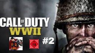 COD WW2/S.O.E/USKAB18/#2 /Deutsch/PS4Pro/Live
