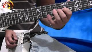 Van Halen - Jump Solo Lesson - Guitarlickz