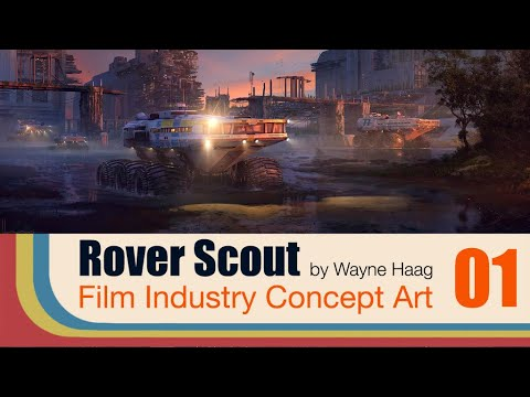 Rover Scout Tutorial