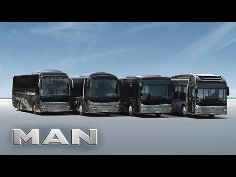 MAN Lion´s Family - City buses, Intercity coaches, Coaches