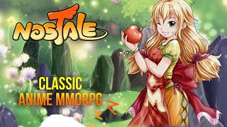 nostale: Classic Anime MMORPG  How Does It Play in 2019?