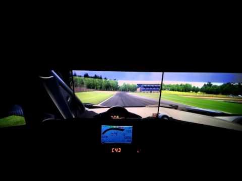 Assetto Corsa Dream Pack 3 @ Brands Hatch GT3 Test (Driver Eyes) |