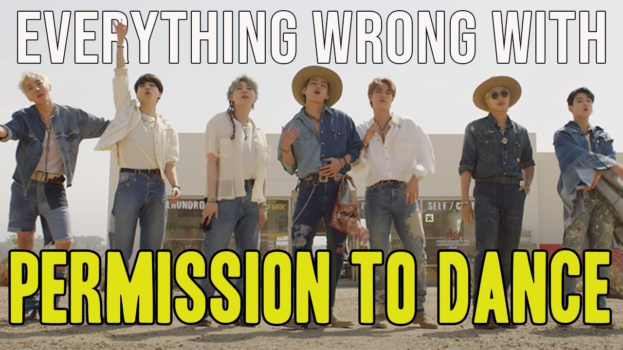 """Everything Wrong With BTS - """"Permission To Dance"""""""