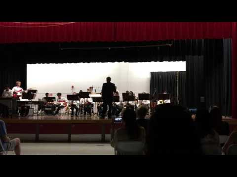 Golden West Middle School's 7th & 8th Grade Student Concert