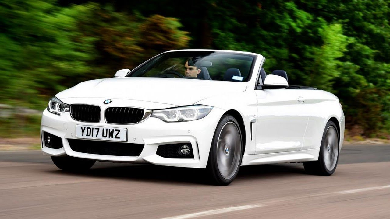 BMW 4 Series Convertible 2017 Review [BMW 430i]