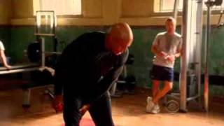 NCIS Los Angeles Season 2 Ep 7 Anonymous - Taser Scene.flv