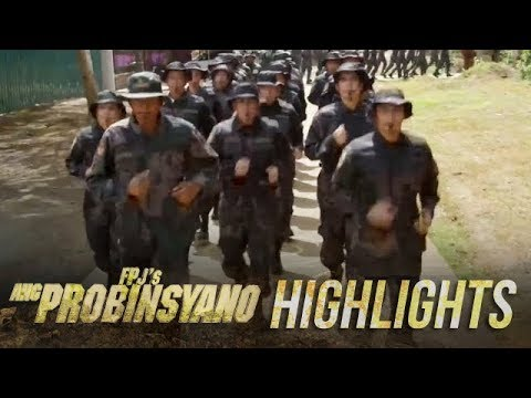 Vendetta continues with their training   FPJ's Ang Probinsyano