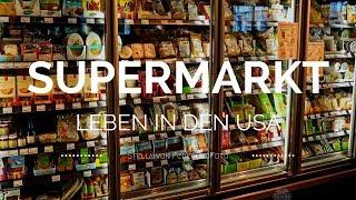 Diese 5 Dinge gibt es nicht im deutschen Supermarkt! (Leben USA Vlog)