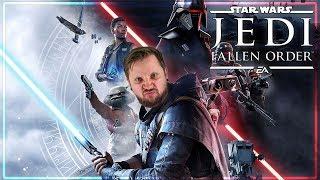 W końcu dobre Star Warsy? ⭐️ Star Wars Jedi: Fallen Order #1