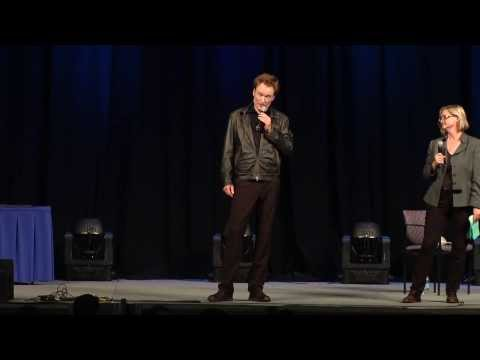 Conan O'Brien UC San Diego (UCSD) Q&A - 4/20/2012