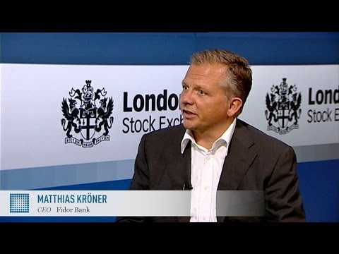 Matthias Kroner on social media | Fidor Bank | World Finance Videos