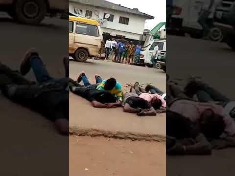 Download Isakaba vs cultist boys, Benin upper Sakponba area