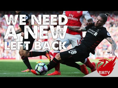 We Need A New Left Back | LFC Daily News