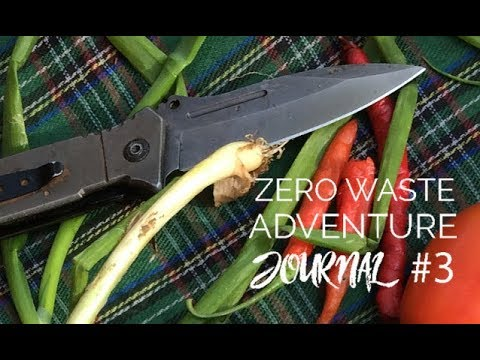 Zero Waste Adventure Journal #3: Resep Sambal Gunung