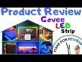 🚨Govee - Led strip with app product review🚨 Multi-colored 2019
