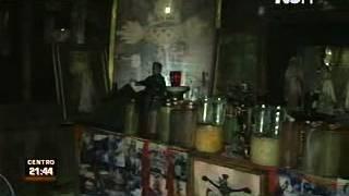 entrevista con el brujo mayor de catemaco