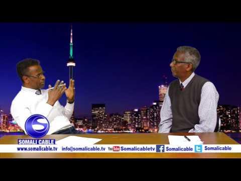 Todobaaka iyo Toronto Waraysi Cabdi Aloore