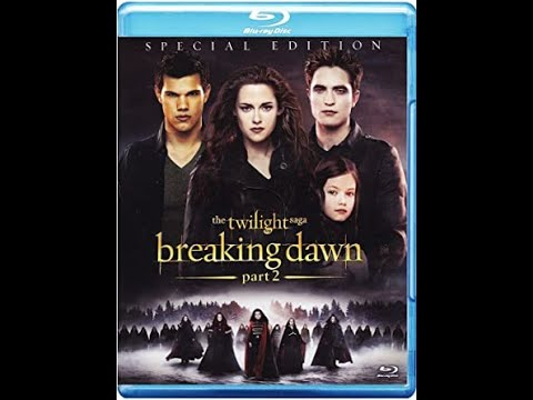 Película The Twilight Saga Breaking Dawn Part 2 Amanecer Parte 2 Trailer Youtube