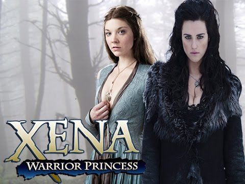 Xena Reboot Katie Mcgrath Amp Natalie Dormer Opening Credits